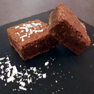 kokos brownie